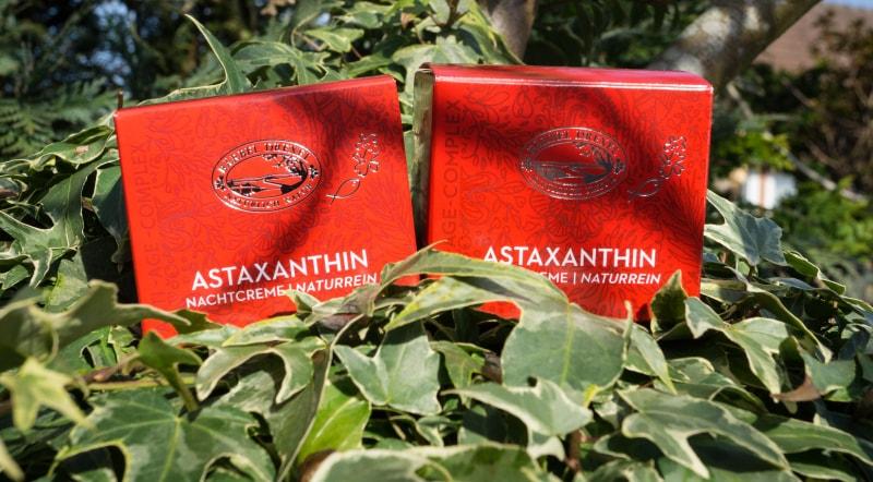 Astaxanthin Creme und Kosmetik im Test