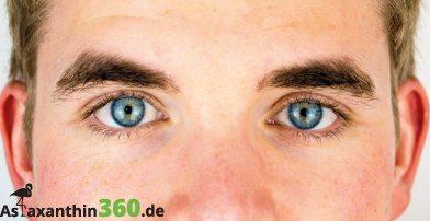 Wirkkomplex für die Gesundheit der Augen.
