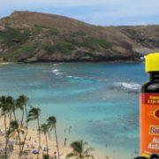 Hawaiianische Produkte von Nutrex & Co.