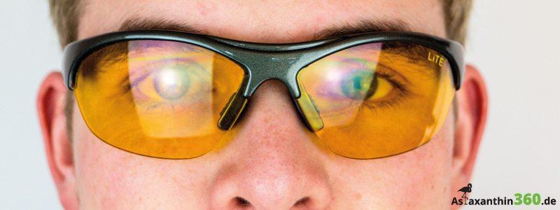 Die Schutzbrille gegen Blaulicht & Augenschäden.